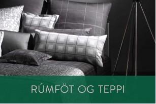Rúmföt & Teppi